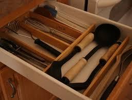 Cabinet Drawer Organizers Kitchen Diy Drawer Organization Easy Enough Creative Ideas Pinterest