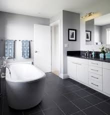 White Tile Bathroom Design Ideas Colors How To Use Dark Floors To Brighten Your Dull Home Dark Tile