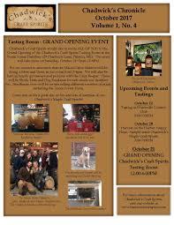 chadwick u0027s craft spirits a visual journal u2014 chadwick u0027s craft spirits