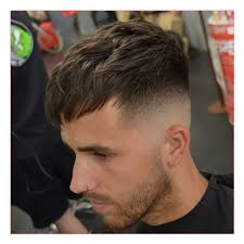 men haircut near me as well as blonde mens haircut with shaved