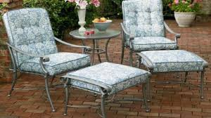 Kmart Patio Tables Alluring Smith Marion 5 Seating Set In Brown Kmart On