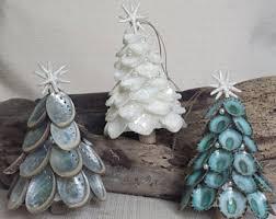 coastal ornament etsy