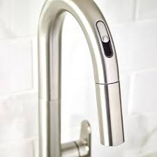delta no touch kitchen faucet delta no touch faucet charming pull kitchen faucet with