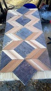 Pallet Furniture Patio by Best 25 Pallet Table Outdoor Ideas On Pinterest Diy Pallet