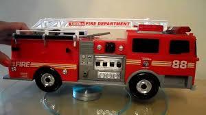 bruder fire truck bruder man fire engine with