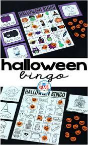 halloween bingo halloween bingo students and worksheets