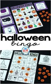 Preschool Halloween Party Ideas Halloween Bingo Halloween Bingo Students And Preschool Fall Theme