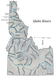 Idaho On Map Digital Geology Of Idaho