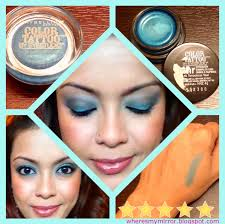where s my mirror product review maybelline color by eyestudio