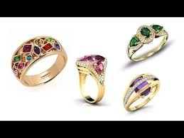 stone rings jewelry images Latest precious gem stone jewelry single multipul gem stone jpg