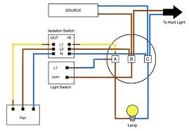 bathroom light extractor fan wiring diagram bathroom light fan