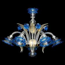 Small Glass Chandeliers Blue Murano Glass Chandeliers Blue Murano Glass Chandeliers Module
