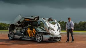 pagani huayra wallpaper ridiculously awesome wallpaper of richard hammond and pagani