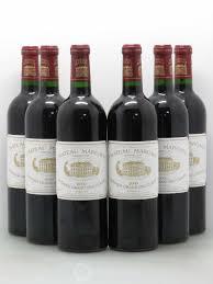 chateau margaux i will drink buy château margaux 1er grand cru classé 2000 lot 9676