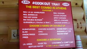cook out in to athens odyssey media