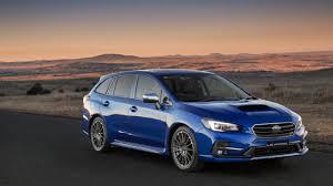 blue subaru subaru levorg australian lineup expanded chasing cars
