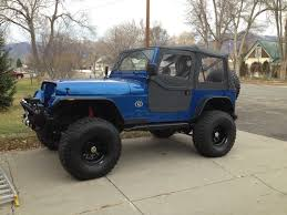 blue jeep together forever someday the blue jeep