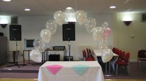 first holy communion table centerpieces first holy communion balloon decoration