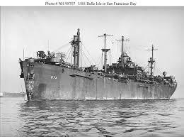 USS Belle Isle