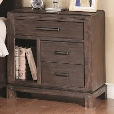 Black Wood Nightstand Furniture Cherry Nightstand 100 Narrow Black Nightstand