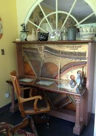 Repurpose Upcycle - 85 best piano upcycle images on pinterest piano bar piano desk
