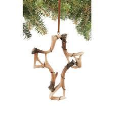 legendary whitetails deer antler cross ornament home