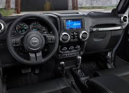 4 Door Jeep Interior 2012 Jeep Wrangler Call Of Duty Mw3 Car Reviews Pictures And