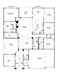 ellington floor plan at crystal falls grand view in leander tx