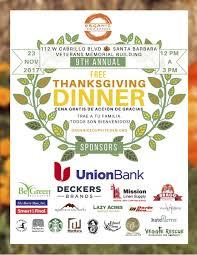 organic soup kitchen free thanksgiving meal edhat