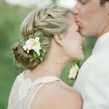 chagne pour mariage chignon de mariée 2016 50 chignons de mariage pour rêver