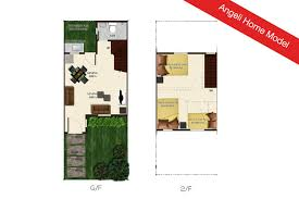 lumina tanza lumina homes the official website angeli is a 42 sq m townhouse with living kitchen and