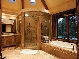 Bathrooms With Corner Showers Amazing 7 Bathroom With Corner Tub And Shower On Bathroom