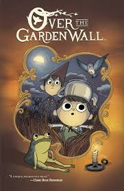 garden wall apr161375 over garden wall tp miniseries previews world