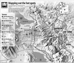 Park City Utah Map Map Of Area Around Salt Lake City Utah Best Lake 2017