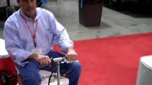 the cruzin cooler 750 watt cooler scooter youtube