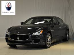 maserati quattroporte interior black new inventory maserati of alberta