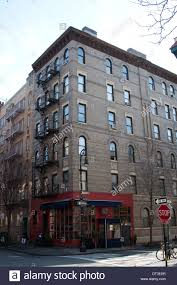 view exterior apartment building used in tv show