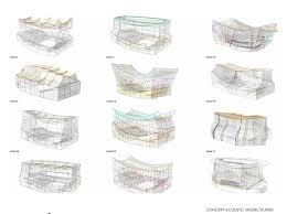 Types Of Architectural Plans Bing Concert Hall Ennead Architects Archdaily