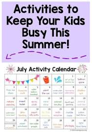 a way for the kids to keep parents accountable for summer plans