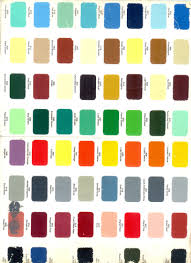 ral color chart k5 u0026 k7 at rs 1050 piece paint shade card id