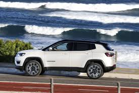 jeep crossover naujajam u201ejeep compass u201c u2013 maksimalus u201eeuro ncap u201c saugumo