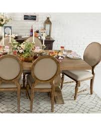 Hickory Dining Room Table by Don U0027t Miss This Bargain Hickory And Tweed St Michele Solid Oak