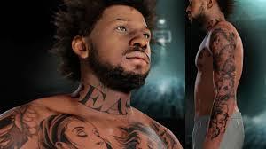 full body tattoo nba 2k16 nba 2k16 my career gameplay ep 6 customized tattoos on bridges