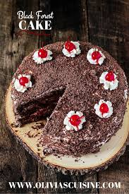 kitchen cuisine black forest cake s cuisine