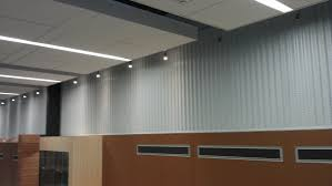 Interior Corrugated Metal Wall Panels Acoustical Wall Panels U2014 Acoustics Northwest Inc
