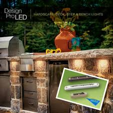 Led Landscape Lights by New Landscape Lighting Products From Kichler Lighting