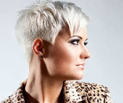 side shaved short hairstyles 1000 ideas about half shaved
