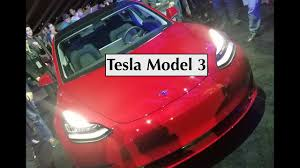 first to buy a tesla model 3 meet ray nash youtube
