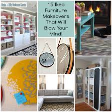 Ikea Furniture Hacks by 15 Ikea Furniture Makeovers That Will Blow Your Mind How Does She