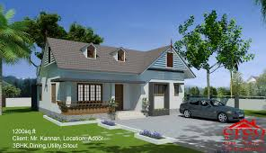 Home Design In Kerala Style Beautiful Kerala Style Home 2015 15 Lakh Plan Model 3 Amazing